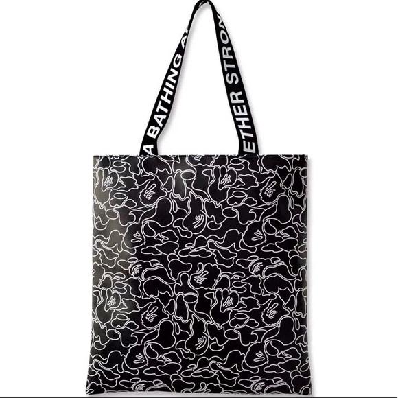 Bape Handbags - NEW!!! Bape large tote